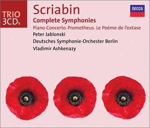 Scriabine - Oeuvres symphoniques 41V37FRTRWL._