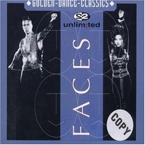 2 Unlimited - Faces (UK, 6 versions, 1993) - Zortam Music