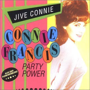 Connie Francis - Party Power - Zortam Music