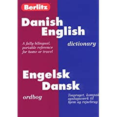 Berlitz Danish-English Dictionary