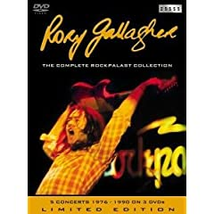 Rory Gallagher - Rockpalast Collection (3 DVDs)