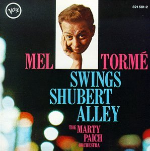 "Featured recording ""Swings Shubert Alley"""