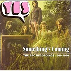 Yes-Something's Coming