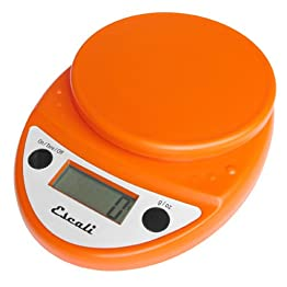 Primo Digital Scale - Flame Orange