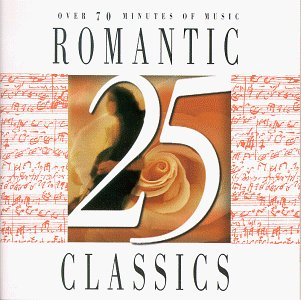 Chopin - 25 Romantic Classics - Zortam Music