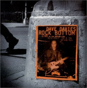 Dave Davies - Rock Bottom: Live at the Bottom Line - Zortam Music