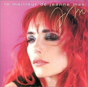 Skivomslag för Le meilleur de Jeanne MAS