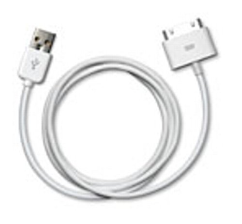 Apple iPod Dock Connector to USB 2.0 Cable M9569G/B
