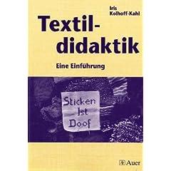 Textildidaktik. Eine Einführung