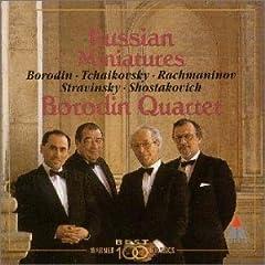 ボロディン弦楽四重奏団 :: Borodin Quartet
