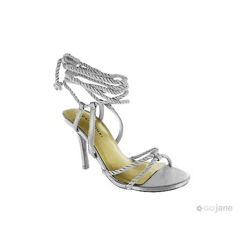 SILVER PALACE HEEL