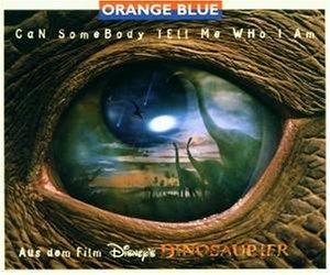Orange Blue - Can Somebody Tell Me Who I am - Zortam Music