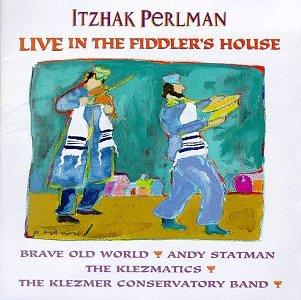 Itzhak Perlman - Live In The Fiddler