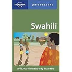 Swahili: Lonely Planet Phrasebook