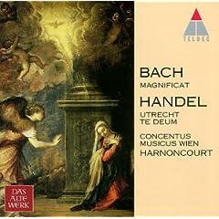 Magnificat BWV 243 u.a.