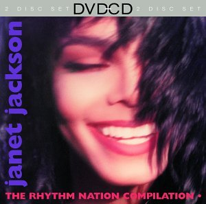Janet Jackson - Rhythm Nation 1814 [Dvd+CD] - Zortam Music