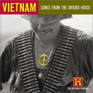 Original album cover of Vietnam: Songs from a Divided House by Various Artists