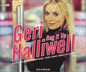 Geri Halliwell - Bag It Up [UK CD1] [ENHANCED] - Zortam Music