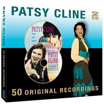 Patsy Cline - Original recordings - (CD1) - Zortam Music