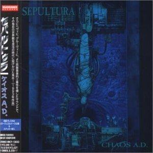 Sepultura - Chaos A.D. [CASSETTE] - Zortam Music