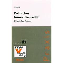 Polnisches Immobilienrecht. Zivilrechtliche Aspekte