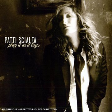 Play It as It Lays by Patti Scialfa album cover