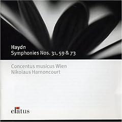 Sinfonien 31, 59, 73