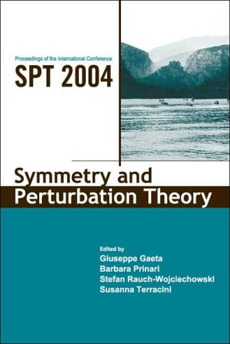 Symmetry And Perturbation Theory: Proceedings Of The International Conference SPT 2004 Cala Genone, Italy, 30 May  6 June 2004