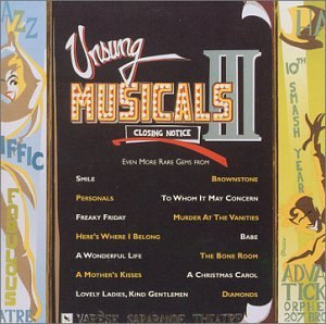 Various Artists - Unsung Musicals III (Studio Cast) - Zortam Music