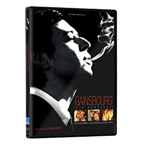 Gainsbourg : Vie héroique maintenant en DVD!