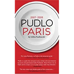 Pudlo Paris Guide