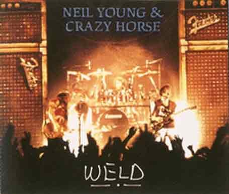 Neil Young - Weld (2 disc set) - Zortam Music