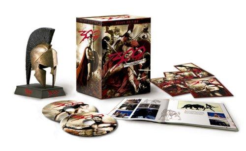 300 <スリーハンドレッド>  デラックス・エディション (ヘルメット付限定BOX) (Amazon.co.jp/HMV限定商品)