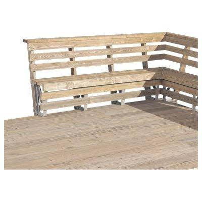 Deck Bench Brackets