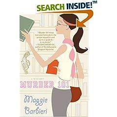 Murder 101 (Alison Bergeron Mysteries)