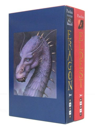 Eragon/Eldest Trade Paperback Boxed Set