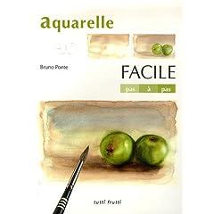 Aquarelle facile