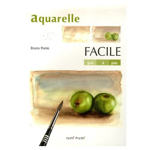 Aquarelle facile