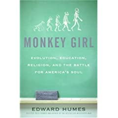 Monkey Girl by Edward Humes