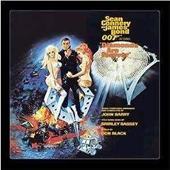 James Bond - Diamonds Are Forever