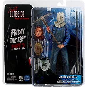 Cult Classics Hall of Fame Friday the 13th Jason Action Figure