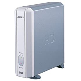 BUFFALO USB2.0/1.1対応 ハードディスク 320GB HD-H320U2