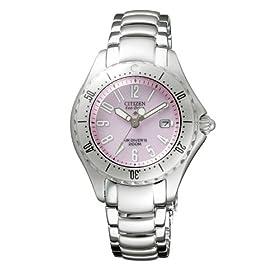 【クリックで詳細表示】[シチズン]CITIZEN 腕時計 PROMASTER プロマスター マリン Eco-Drive エコ・ドライブ ペアモデル PMA56-2832 レディース