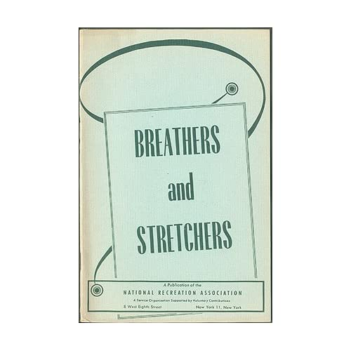 Breathers and Stretchers , National Recreation Association; Edgren, Harry D.