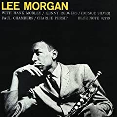 Lee Morgan Volume 2 cover