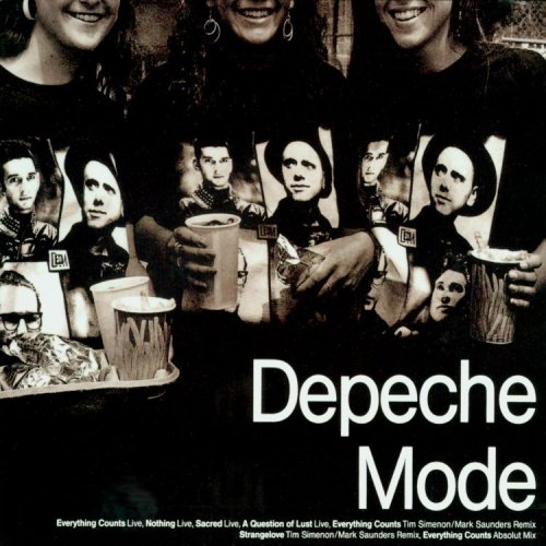 Depeche Mode - Everything  Counts - Live [Maxi Single] - Zortam Music