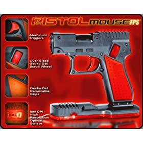 MonsterGecko PistolMouse FPS Console