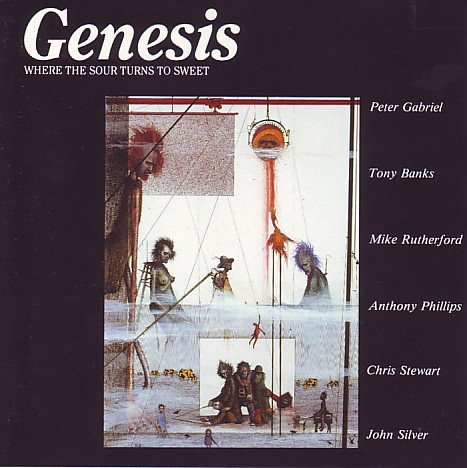 Genesis - Where the Sour... - Zortam Music