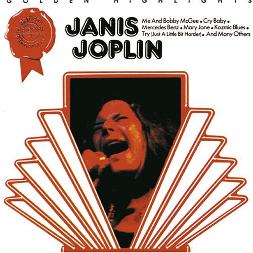 Janis Joplin - Golden Highlights - Zortam Music
