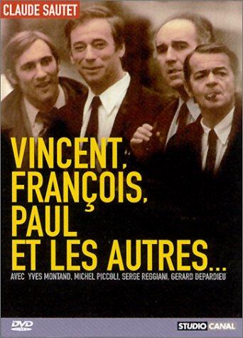 Vincent, Francois, Paul... et les autres / Венсан, Франсуа, Поль... и другие (1974)